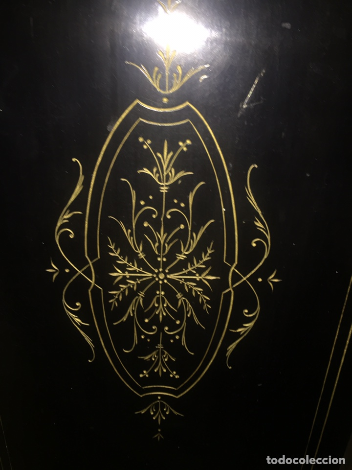Antigüedades: Mueble estilo imperio (leer descripción) - Foto 19 - 163741942