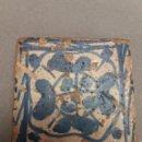 Antigüedades: AZULEJO GOTICO. Lote 163746948