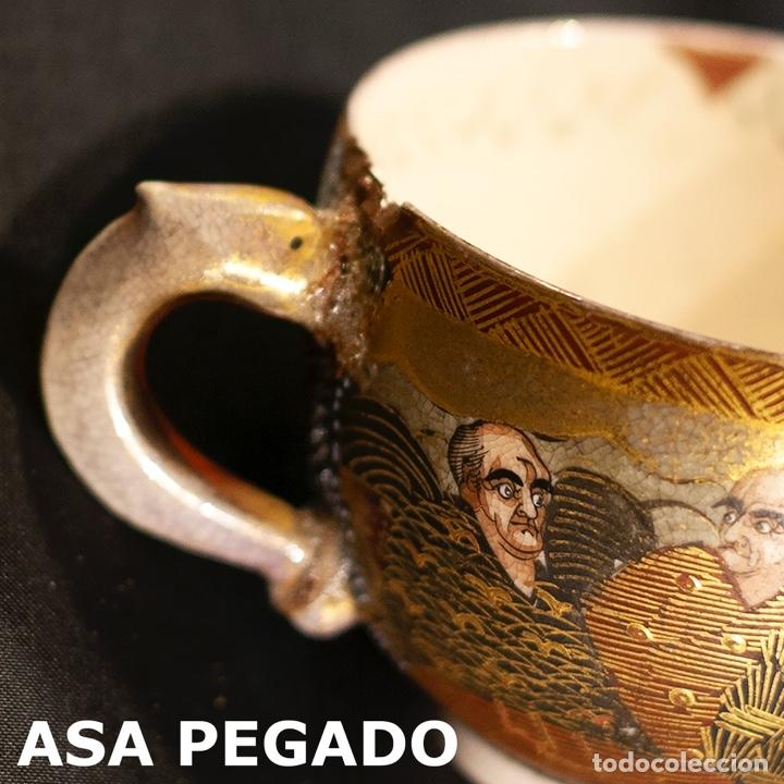 Antigüedades: Porcelana japonesa Satsuma /Japanese Satsuma porcelain - Foto 31 - 163272278
