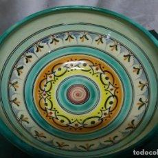 Antigüedades: FUENTE CERÁMICA PUENTE DEL ARZOBISPO. Lote 163782678