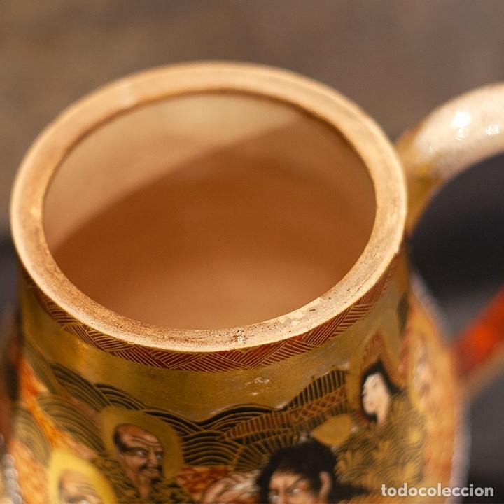 Antigüedades: Porcelana japonesa Satsuma /Japanese Satsuma porcelain - Foto 9 - 163272278