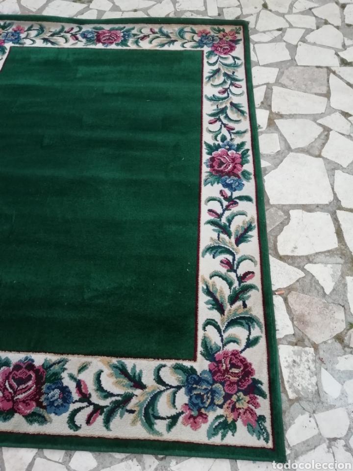 Antigüedades: Alfombra de lana - Foto 2 - 163804004