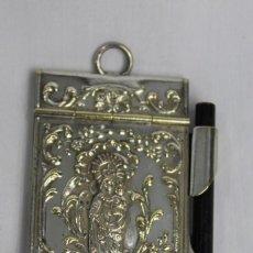 Antigüedades: CARNET DE BAILE PPS S XX DE LA VIRGEN DEL PILAR. Lote 163835290