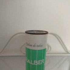 Antigüedades: BOTE DE TALCO. Lote 163912342
