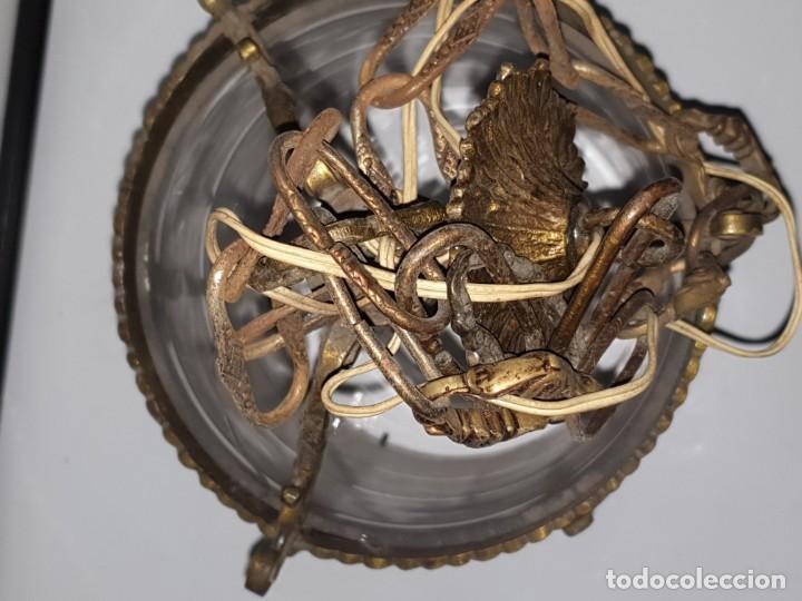 Antigüedades: FAROL METAL - Foto 9 - 163979766
