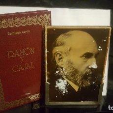Antigüedades: LOTE RAMON Y CAJAL. Lote 163996978