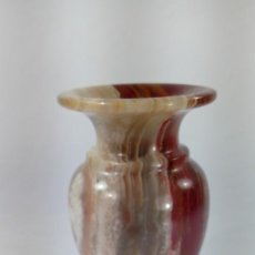 Antigüedades: JARRÓN EN ÓNIX. AÑOS 60.. Lote 164097518