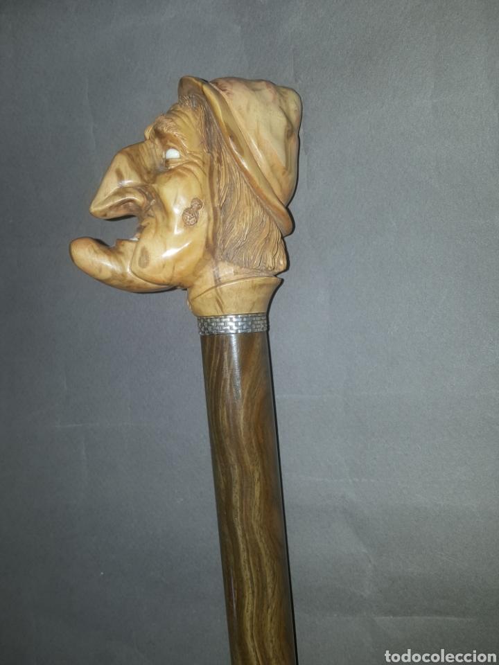 Antigüedades: Cabeza grotesca - Foto 2 - 164130936