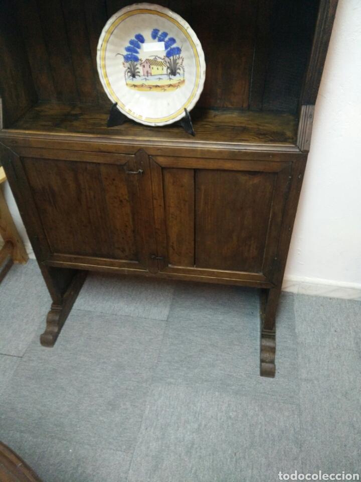 Antigüedades: Platero o estanteria - Foto 2 - 164168262