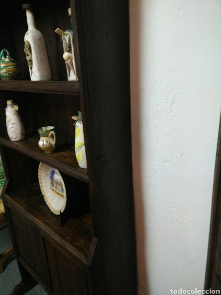 Antigüedades: Platero o estanteria - Foto 3 - 164168262