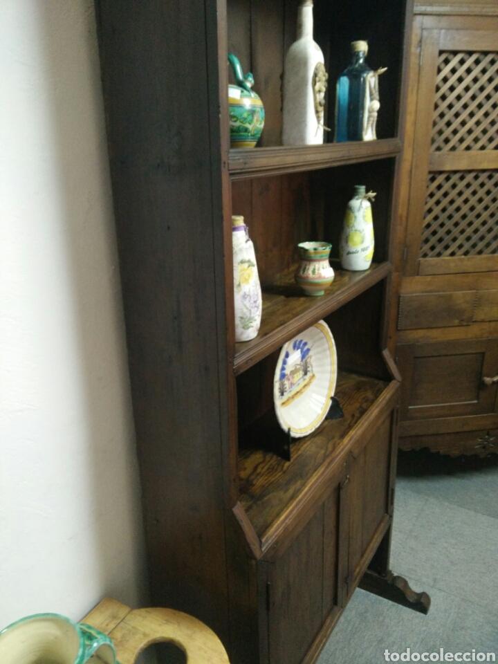 Antigüedades: Platero o estanteria - Foto 4 - 164168262