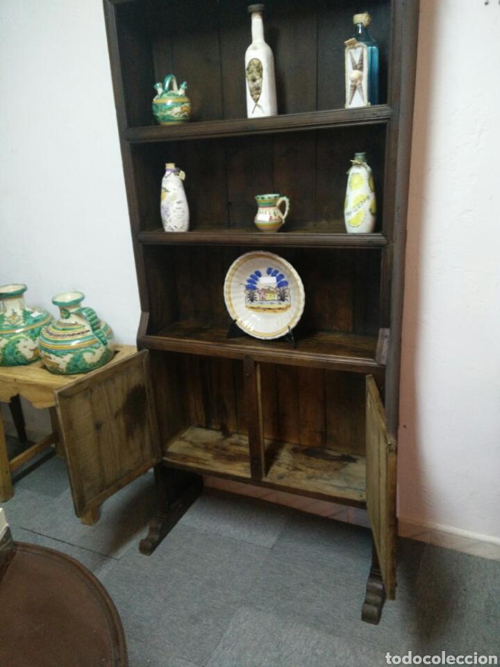 Antigüedades: Platero o estanteria - Foto 5 - 164168262