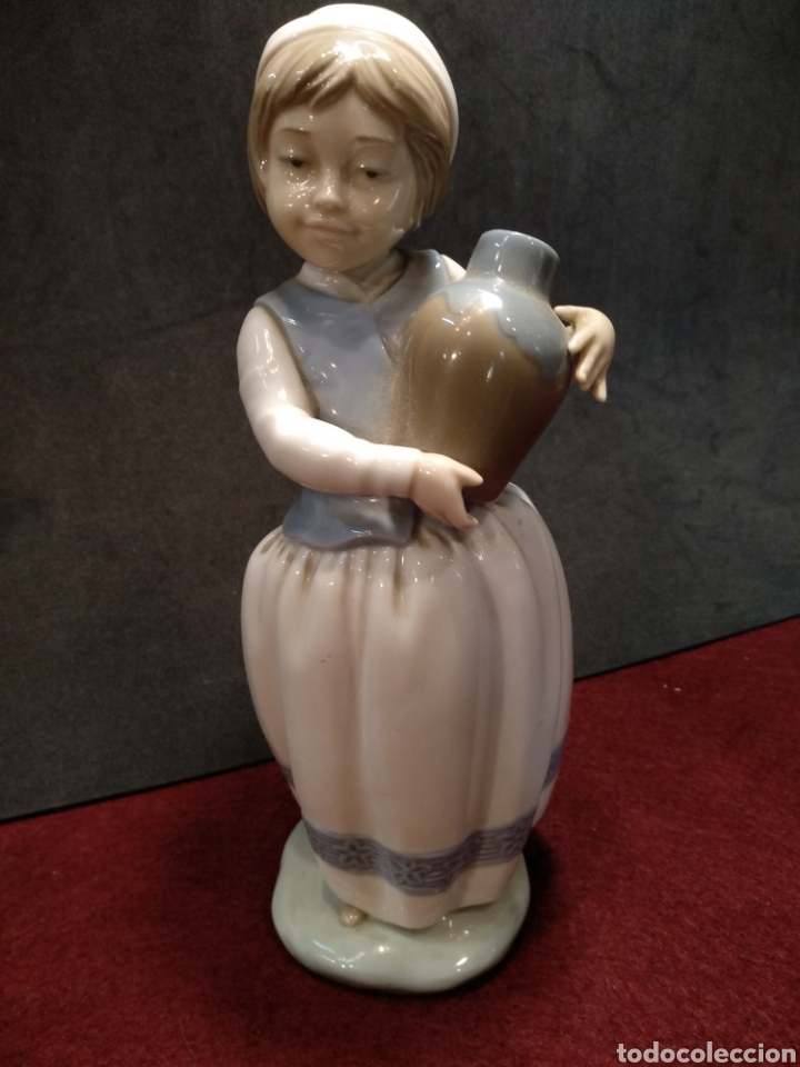 FIGURA PORCELANA ZAPHIR, 2° MARCA DE LLADRO (Antigüedades - Porcelanas y Cerámicas - Lladró)