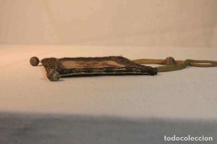 Antigüedades: CUADRO BORDADO JAPON - Foto 5 - 164191090