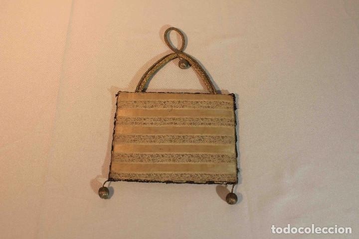 Antigüedades: CUADRO BORDADO JAPON - Foto 6 - 164191090