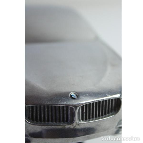 Antigüedades: Antiguo coche BMW figura miniatura - Foto 4 - 164278122
