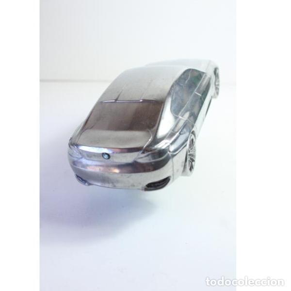 Antigüedades: Antiguo coche BMW figura miniatura - Foto 5 - 164278122