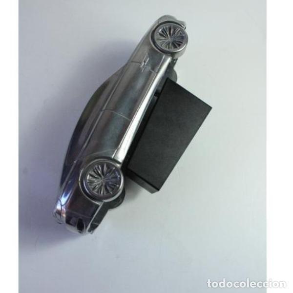 Antigüedades: Antiguo coche BMW figura miniatura - Foto 8 - 164278122