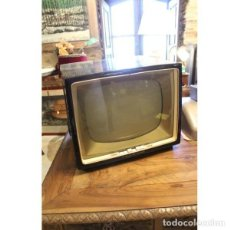 Antigüedades - Antiguo televisor aleman Grudig - 164279574
