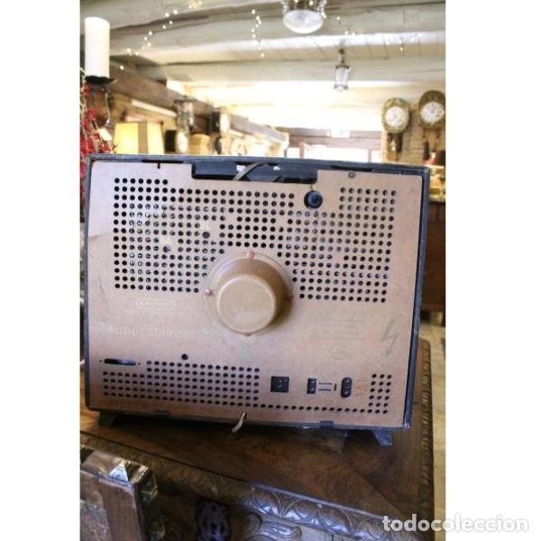 Antigüedades: Antiguo televisor aleman Grudig - Foto 7 - 164279574