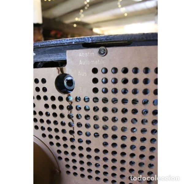 Antigüedades: Antiguo televisor aleman Grudig - Foto 12 - 164279574