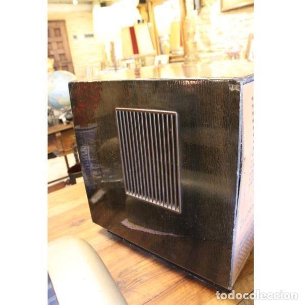 Antigüedades: Antiguo televisor aleman Grudig - Foto 13 - 164279574