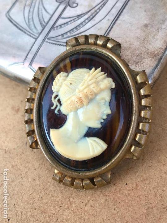 ANTIGUO CAMAFEO (Antigüedades - Moda y Complementos - Mujer)