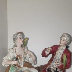 Antigüedades - Figura porcelana - 164497273