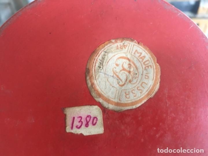 Antigüedades: Caja madera ussr - Foto 3 - 164520086