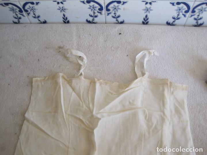 Antigüedades: ANTIGUA CAMISA O SIMILAR CON BORDADOS - Foto 5 - 164571442