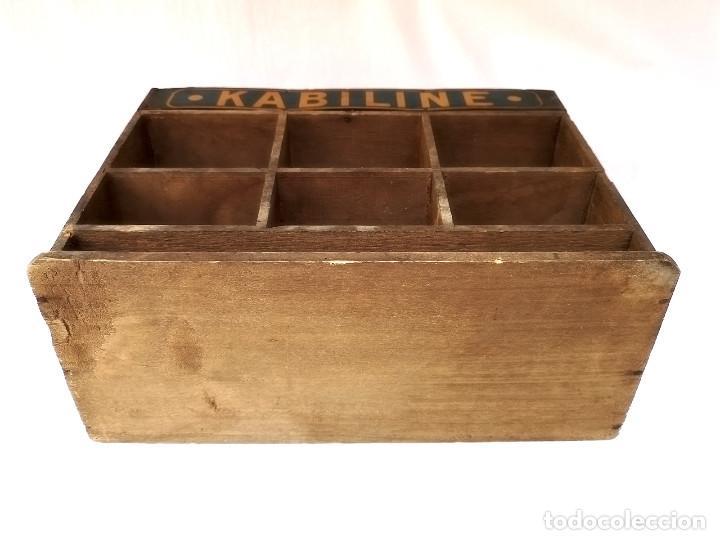 Antigüedades: Pequeño expositor Kabiline - Foto 4 - 164612654