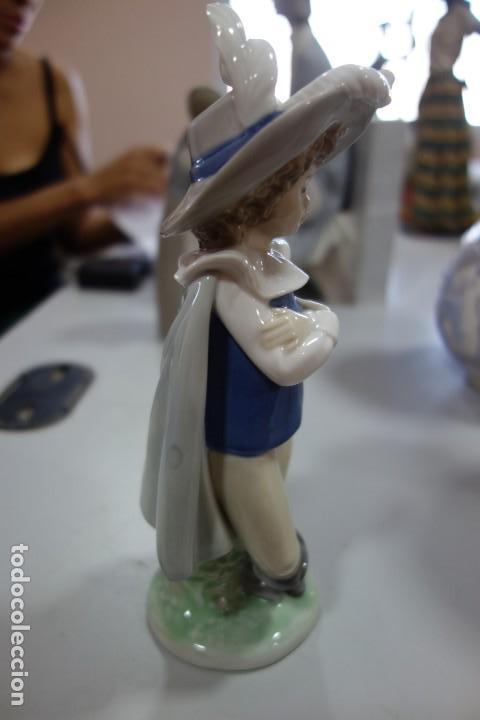Antigüedades: FIGURA DE PORCELANA DE NAO DE LOS AÑOS 70 - Foto 2 - 164589846