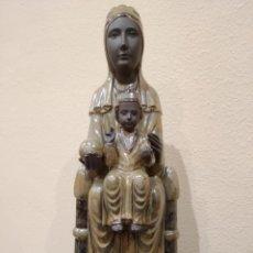 Antigüedades: LLADRÓ FIGURA PORCELANA VIRGEN DE MONTSERRAT -DESCATALOGADA 1995 A 2004- 01012337. Lote 164656990
