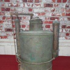 Antigüedades: ANTIGUA FUMIGADORA MG - GERONA. Lote 164682074