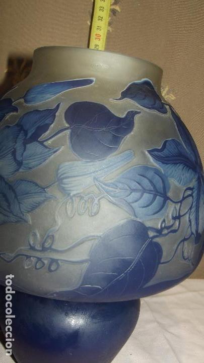 Antigüedades: LAMPARA SOBRE MESA, ART NOUVEAU - Foto 17 - 164725422