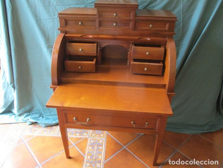 SECRETER, ESCRITORIO (Antigüedades - Muebles Antiguos - Escritorios Antiguos)