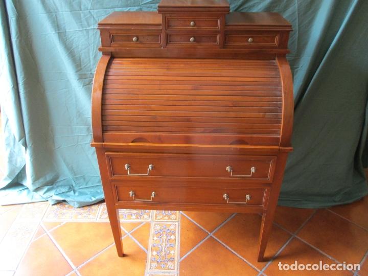 Antigüedades: Secreter, escritorio - Foto 2 - 164728310