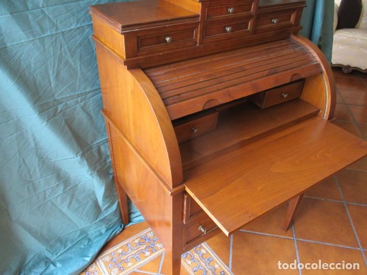 Antigüedades: Secreter, escritorio - Foto 8 - 164728310