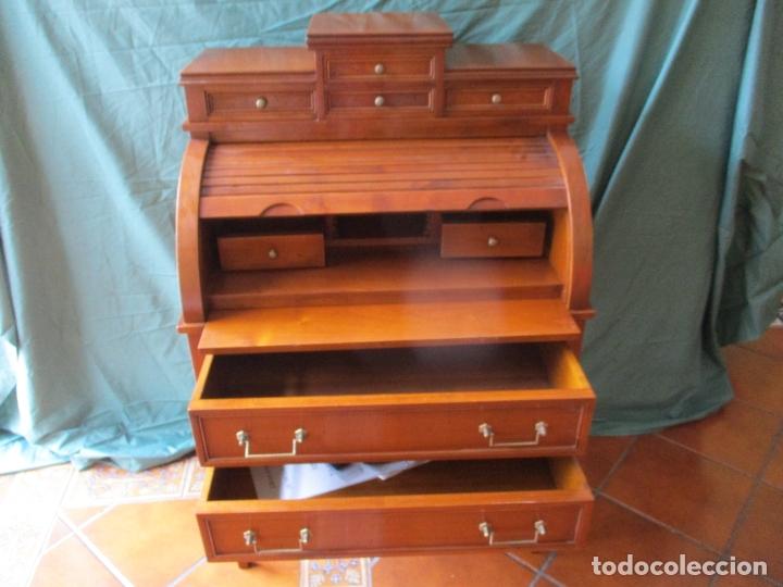 Antigüedades: Secreter, escritorio - Foto 10 - 164728310