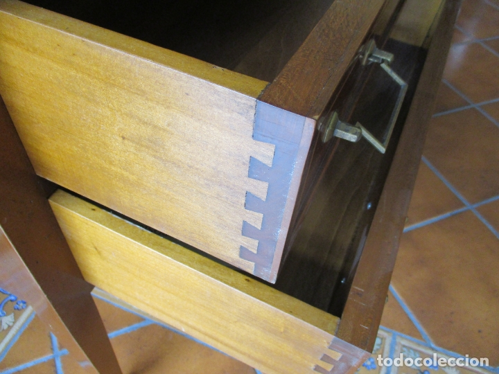 Antigüedades: Secreter, escritorio - Foto 12 - 164728310