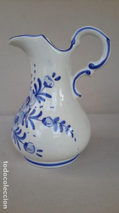 Antigüedades: Antiguo aguamanil y jofaina - Foto 8 - 164733974