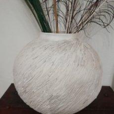 Antigüedades: ÁNFORA JARRON CERÁMICA. Lote 164742002