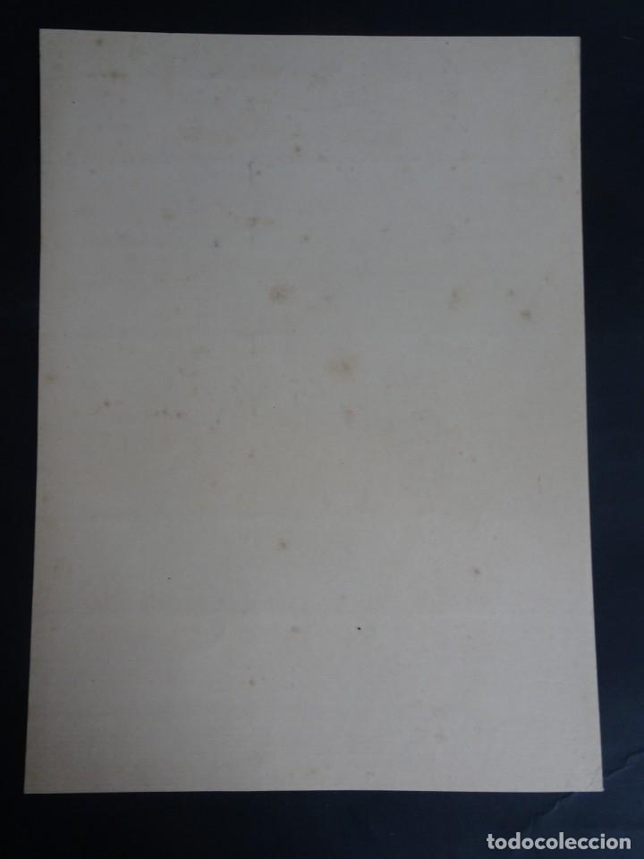 Antigüedades: ANTIGUA LÁMINA , PRIMERA COMUNIÓN PRINCIPIO SIGLO XX, VER FOTOS - Foto 8 - 164742914