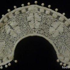 Antigüedades: ANTIGUA CAPELINA DE ENCAJE S.XIX. Lote 164756394