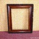 Antigüedades: ANTIGUO - MARCO DE MADERA.40.5 X 34.5 CM.. Lote 164766714