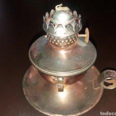 Antigüedades: QUINQUE DE COBRE.. Lote 164785896