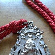 Antigüedades: SEMANA SANTA SEVILLA -MEDALLA 25 ANIVERSARIO FUNDACION HERMANDAD RESURRECCION, 1969/1994. Lote 164809598