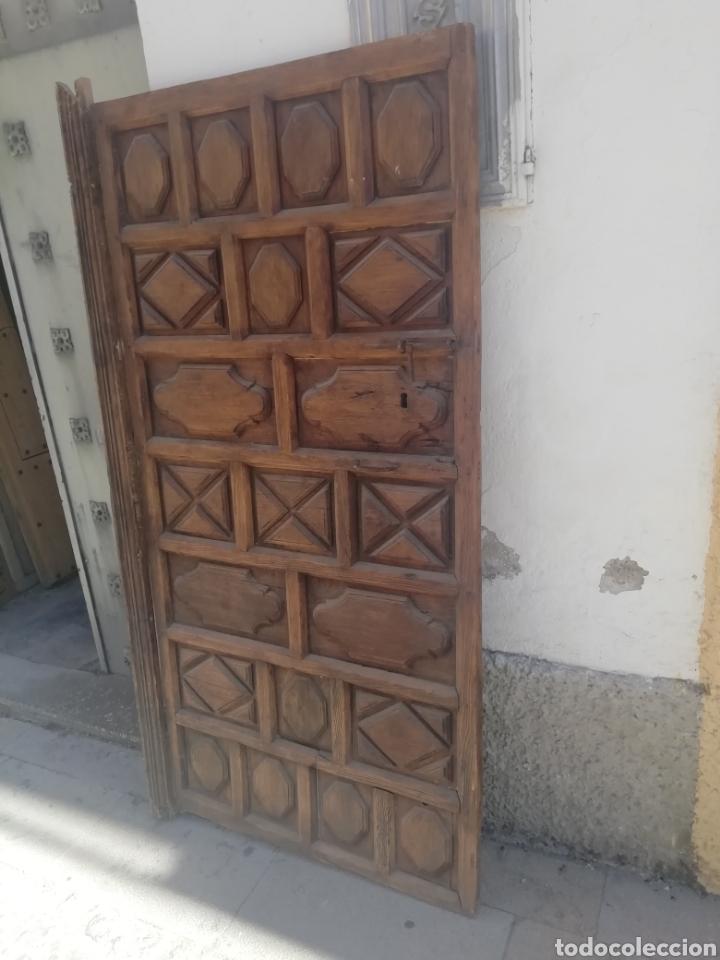 Antigüedades: Antigua puerta - Foto 3 - 164868185