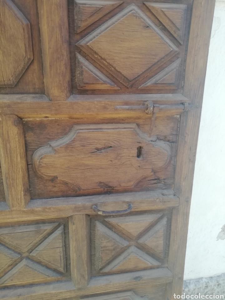 Antigüedades: Antigua puerta - Foto 4 - 164868185