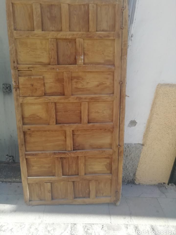Antigüedades: Antigua puerta - Foto 7 - 164868185